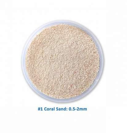 Грунт для аквариума BLUE TREASURE Premium Coral Sand, коралловый песок, 1-2 мм, 20кг