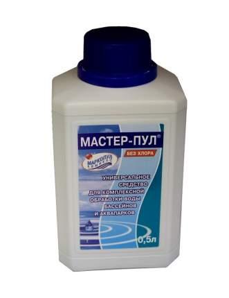 Средство для чистки бассейна Маркопул Мастер-Пул 4 в 1 53164 0,5 л