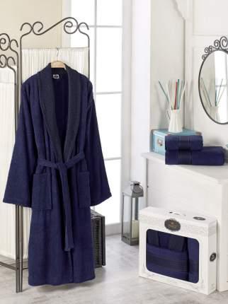 Банный комплект с халатом Philippus Denholm Цвет: Синий (xL)