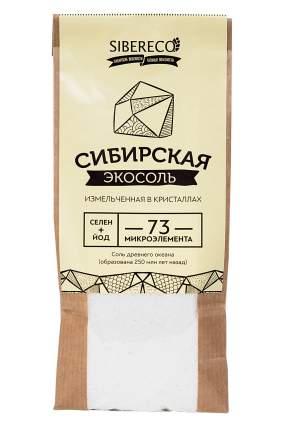 Экосоль Sibereco сибирская молотая 500 г