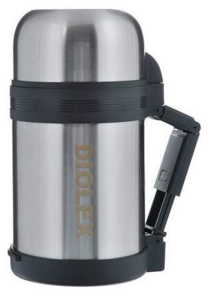Термос Diolex DXU-1000-1 1 л серебристый