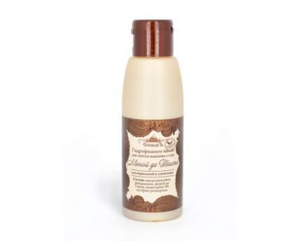 Гидрофильное масло для снятия макияжа Спивак Моной де Таити