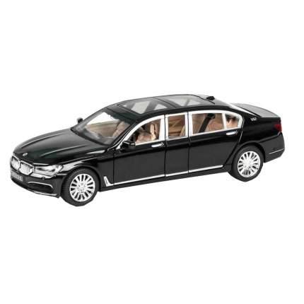 Машина инерционная Cars Представительский седан BW7 черный, 22 см