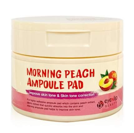 Пады пропитанные эссенцией Morning Peach Ampoule Pad
