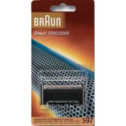 Сетка для электробритвы Braun серии 1000/2000