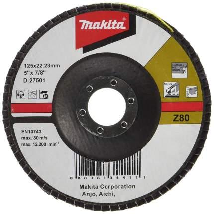 Диск Makita лепестковый D-27501