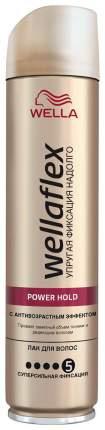Лак для волос Wella Wellaflex С антивозрастным эффектом 250 мл