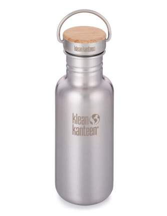 Бутылка Klean Kanteen Reflect 18oz (532 мл) Brushed Stainless