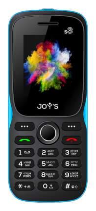 Мобильный телефон JOY'S S3 Black/Blue