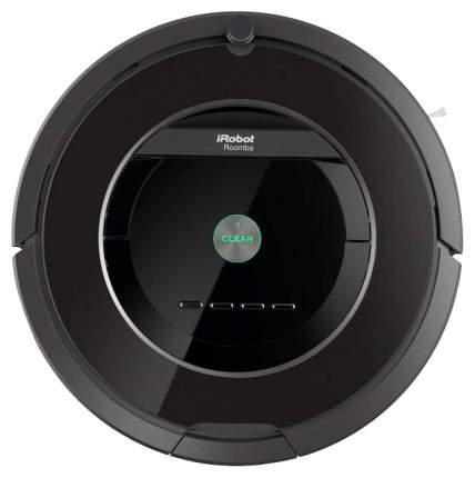 Робот-пылесос iRobot Roomba 606 Black