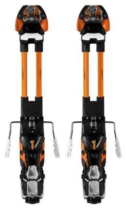 Крепления горнолыжные Atomic T Tracker MNC 16 L 2017, оранжевые, 80 мм