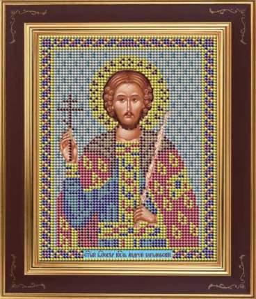 Вышивка бисером Galla Collection М258 Андрей Боголюбский, великий князь 12х15 см