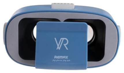 Очки виртуальной реальности Remax VR Box RT-V05 5,5 дюймов Blue