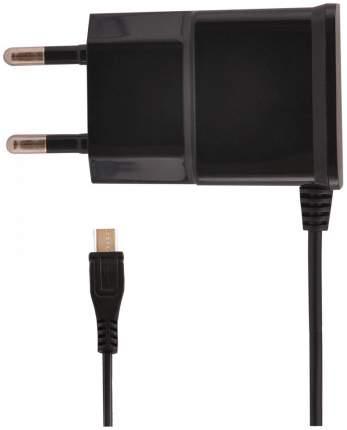 Сетевое зарядное устройство Oxion ACA-006 microUSB 2A Black