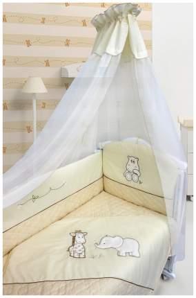 Комплект детского постельного белья Bombus САФАРИ 1493