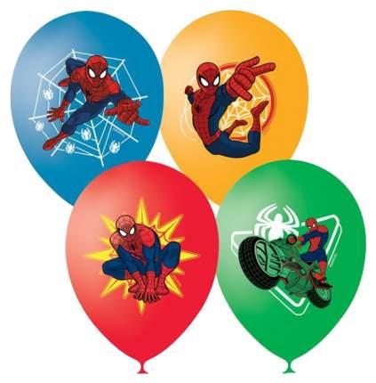 Воздушные шарики Latex Occidental 30 см Марвел Человек-Паук