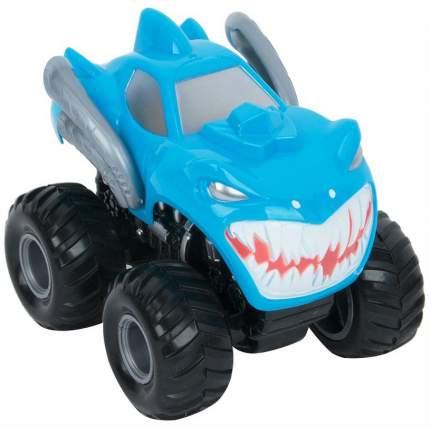 Машинка пластиковая Игруша инерционная голубая i-8403R-3