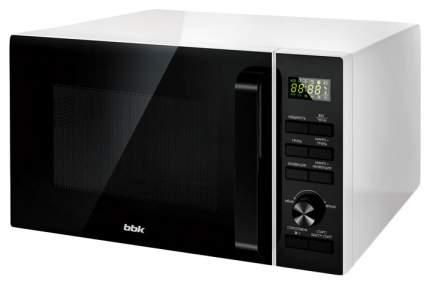 Микроволновая печь с грилем и конвекцией BBK 25MWC-992T/WB white/black