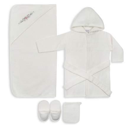 Комплект одежды детский RBC МЛ 425444К крем р.80