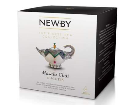 Чай черный Newby масала чай 15 пакетиков