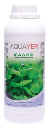 Удобрение для аквариумных растений Aquayer Удо Ермолаева КАЛИЙ+ 1000 мл