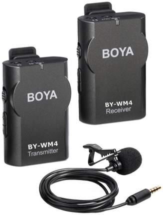 Микрофон Boya BY-WM4