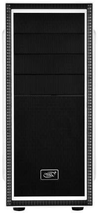 Компьютерный корпус DEEPCOOL Tesseract SW без БП (DP-ATX-TSRSWWH) white/black