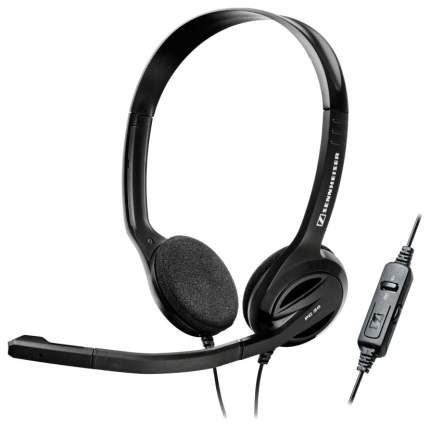 Гарнитура для компьютера Sennheiser PC 36 Call Control Black