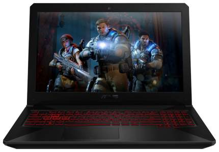 Ноутбук игровой ASUS TUF Gaming FX504GD-E41087 90NR00J3-M19200