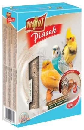 Наполнитель в клетку для птиц Vitapol R019900 песок с ракушками 1,5 кг