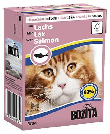 Влажный корм для кошек Bozita in Sauce with Salmon, 370 г