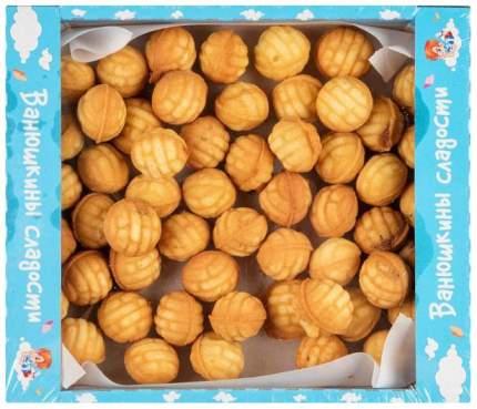 Печенье сдобное Ванюшкины сладости орешки из детства с начинкой 500 г