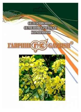 Семена Горчица Люкс Сарептская сидеральная, 0,5 кг Гавриш