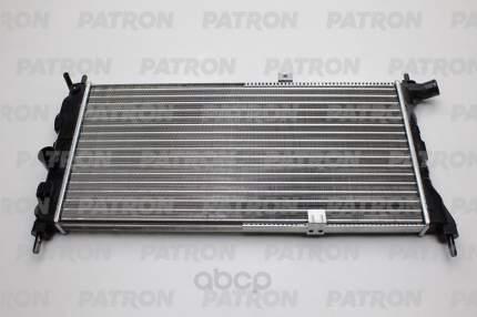 Радиатор охлаждения PATRON для Opel Kadett e 1.4-2.0, 1.6d 1984- PRS3167