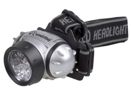 Туристический фонарь SmartBuy SBF-HL006-K черный/серебристый, 4 режима