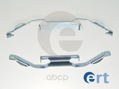 Комплект монтажный тормозных колодок Ert для BMW Z4 03-/Ford S-max 06-08- 420066