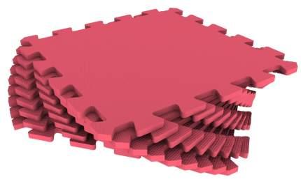 Развивающий коврик Eco Cover 30*30 см красный
