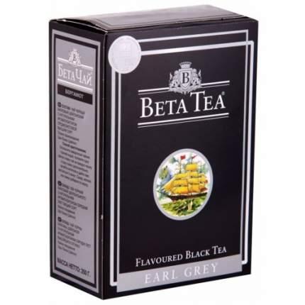 Чай черный листовой Beta Tea бергамот 100 г