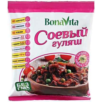 Соевое мясо Bona Vita гуляш 80 г
