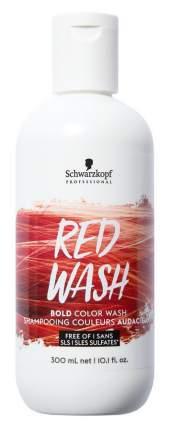 Тонер для волос Schwarzkopf Color Wash Red Красный 300 мл