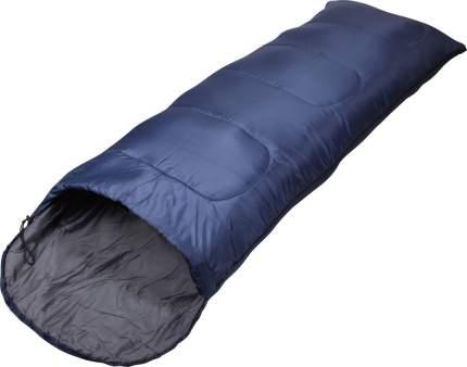 Спальный мешок Чайка СП2 синий, правый