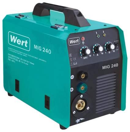 Дуговой сварочный инвертор WERT MIG 240