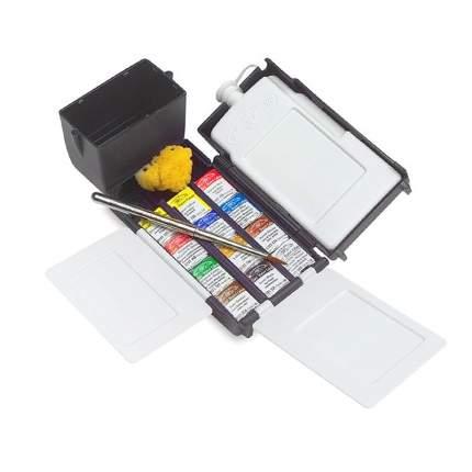 Акварель Winsor&Newton Professional Field Box 12 цветов