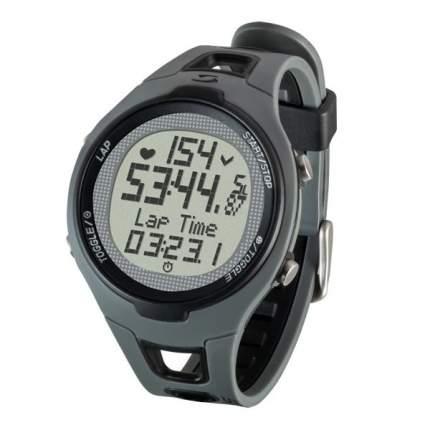 Спортивные часы-пульсометр Sigma PC 15.11 21510 черно-серые
