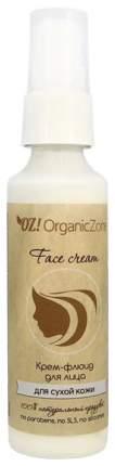 Крем для лица Organic Zone Для сухой кожи 50 мл