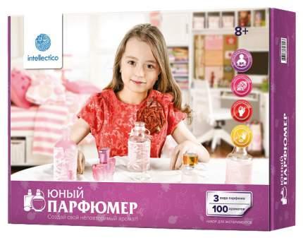 Набор юного парфюмера Intellectico Юный Парфюмер 100 ароматов