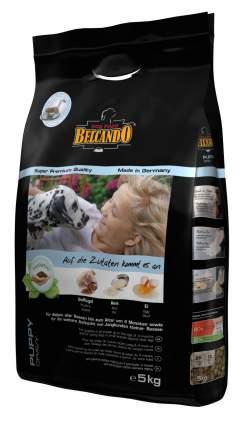 Сухой корм для щенков BELCANDO Puppy Gravy, птица, 5кг