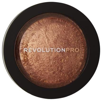 Хайлайтер Revolution PRO Skin Finish Golden Glare 11 г