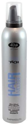 Мусс для волос Lisap High Tech Wet Effect Gel Mousse 300 мл