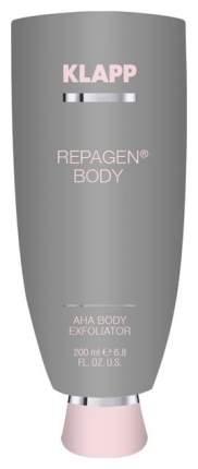 Средство для тела Klapp REPAGEN BODY AHA Body Exfoliator 200 мл